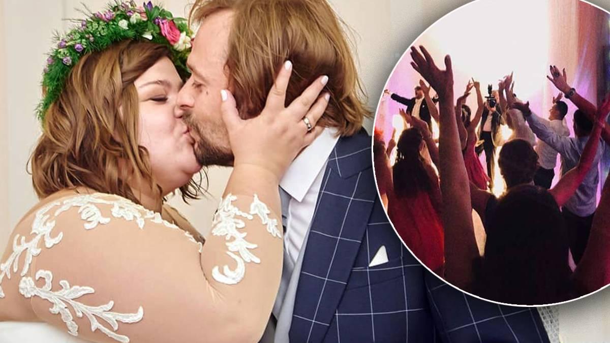 Dominika Gwit -pokazała nowe zdjęcia ze ślubu