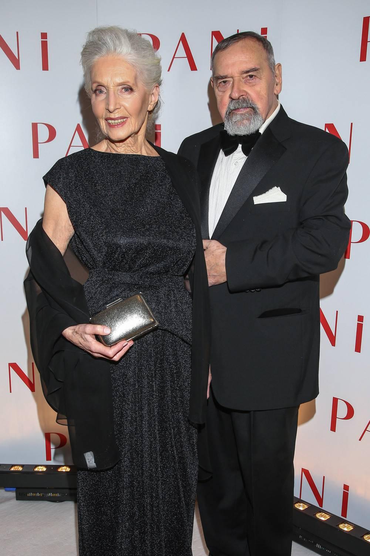 Marian Pyszkin i Helena Norowicz