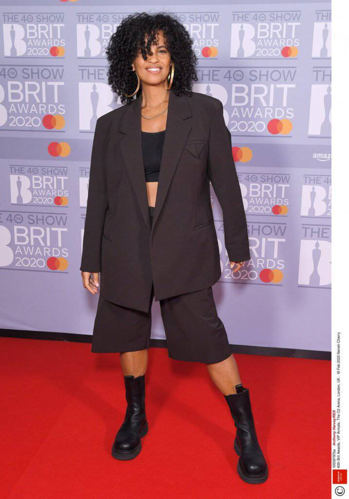 Brit Awards 2020 - Neneh Cherry