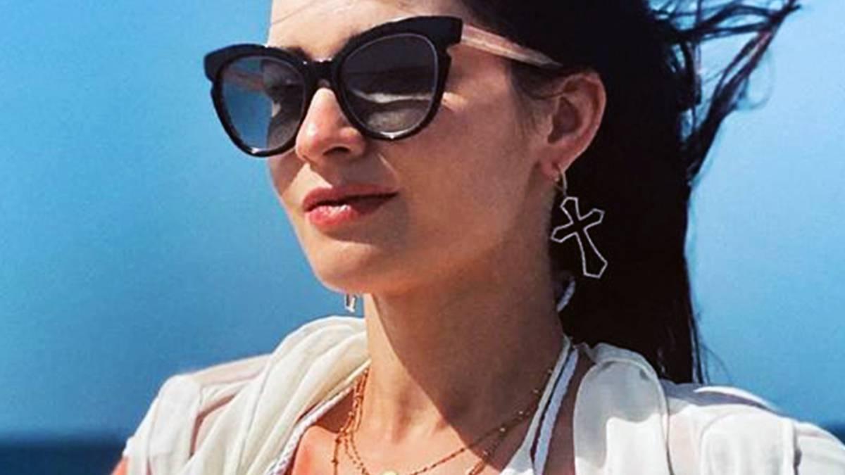 Ewelina Lisowska na wakacjach. Jak wygląda?