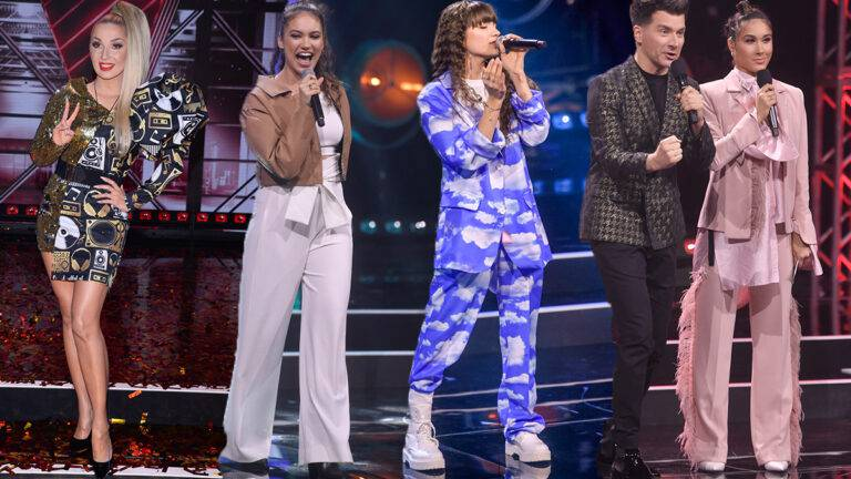 Gwiazdy na finale The Voice Kids