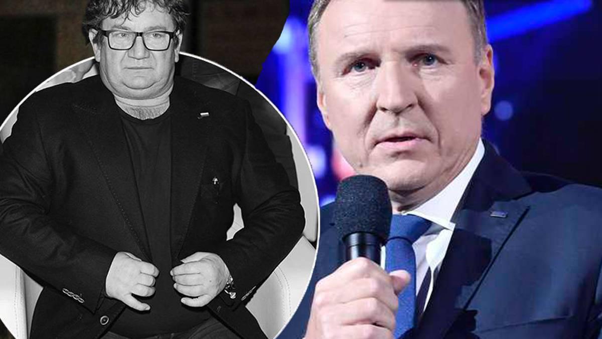 Jacek Kurski - minuta ciszy dla Pawła Królikowskiego