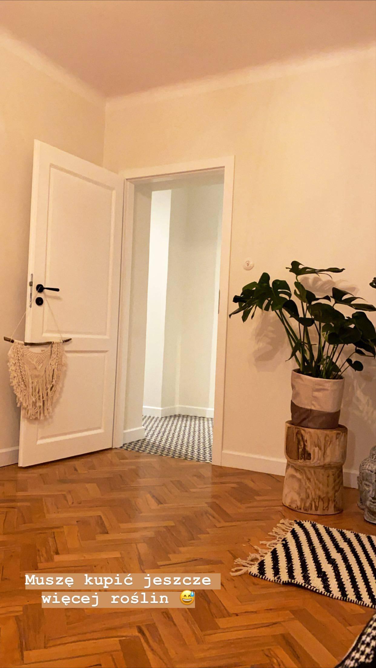 Julia Wieniawa pokazała nowy apartament