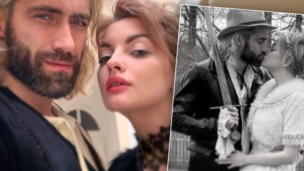 Kamil Lemieszewski i Ewa Kępys wzięli ślub
