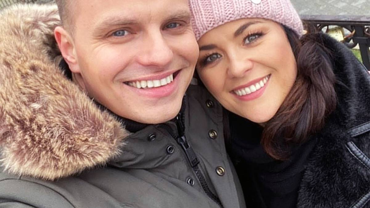 Katarzyna Cichopek i Marcin Hakiel