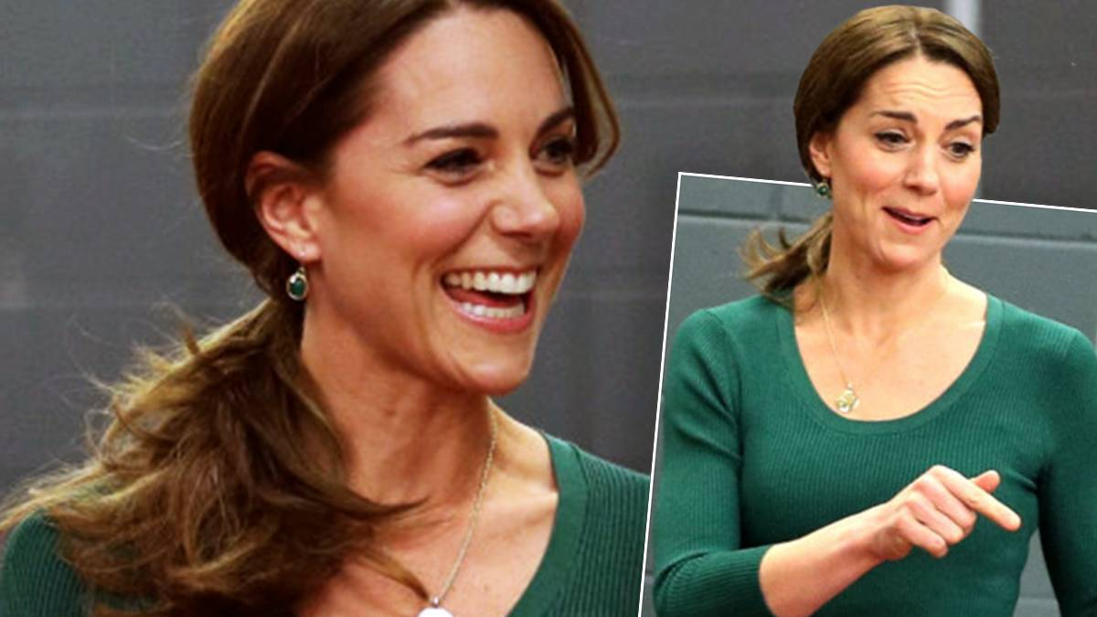 Księżna Kate - zawody sportowe