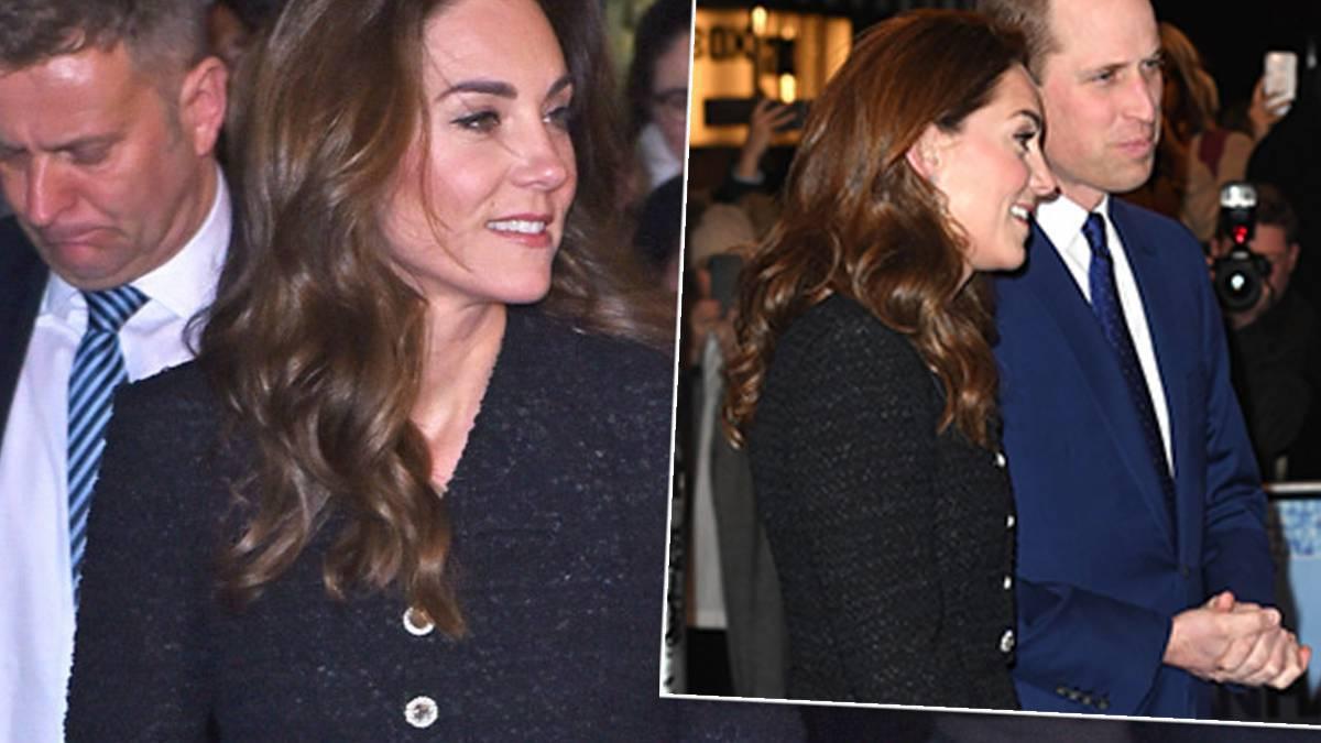 Księżna Kate i książę William na randce