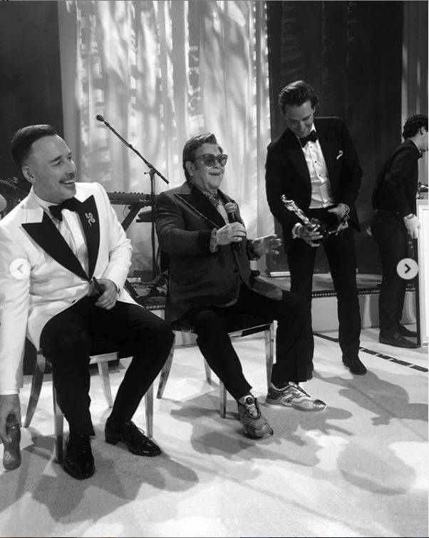 Małgorzata Malicka u Eltona