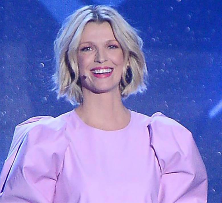 Magda Mołek - makijaż, TVN wiosenna ramówka 2020