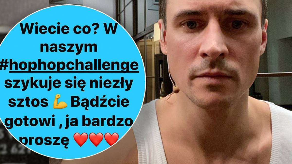 Mateusz Damięcki - hophopchallange