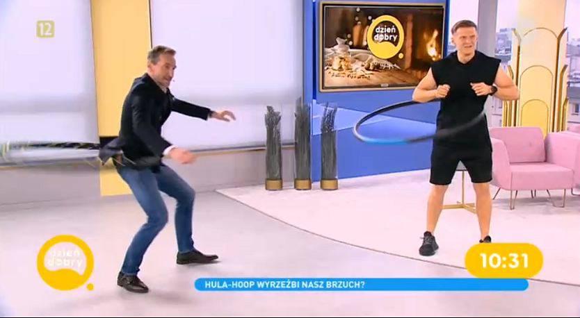 Piotr Kraśko Hula Hop