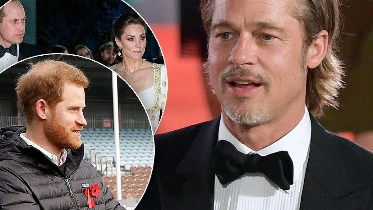 Brad Pitt - BAFTA 2020