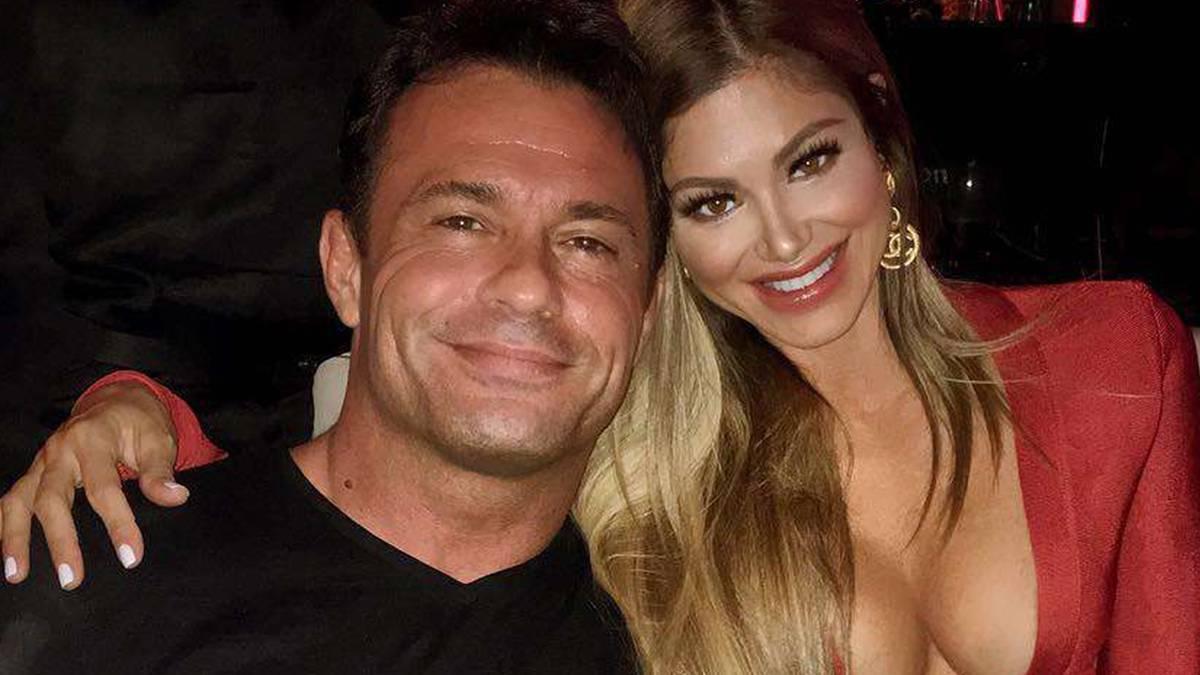 Romain Zago i Carolina Delgado