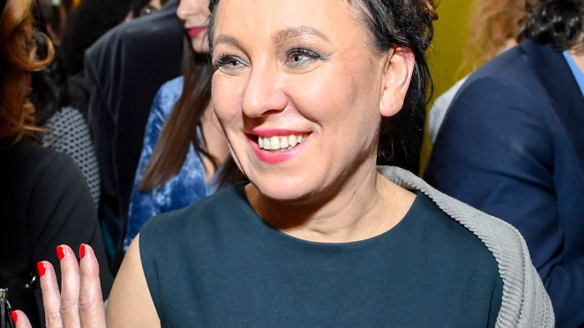 Olga Tokarczuk - syn. Jak wygląda?
