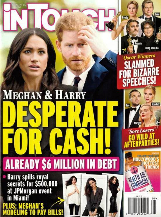 Meghan Markle i książę Harry mają dług?