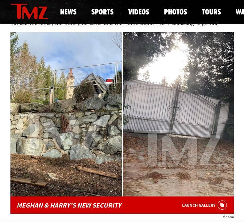 Meghan i Harry: dom w Kanadzie