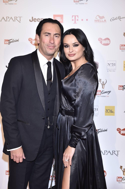 Michał Malitowski z żoną – TeleKamery 2020
