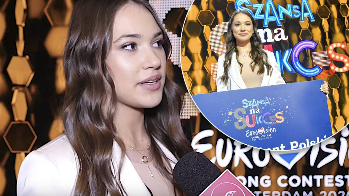 Alicja Szemplińska o Eurowizji 2020