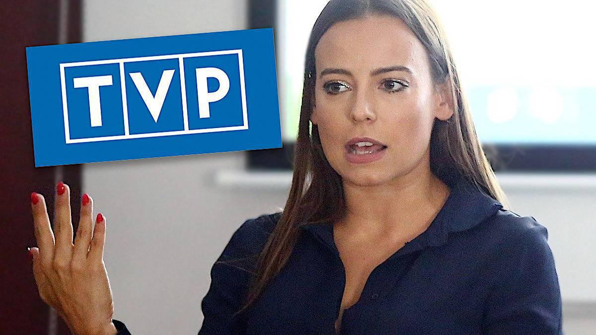 Anna Mucha TVP