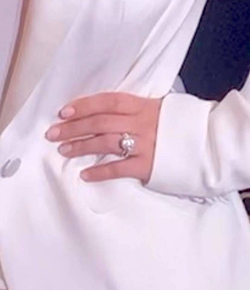 Alicja Bachleda-Curuś pokazała pierścionek zaręczynowy