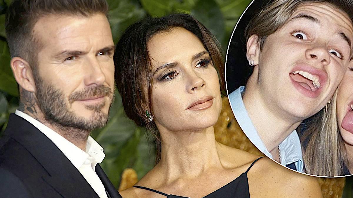 Romeo Beckham ma dziewczynę
