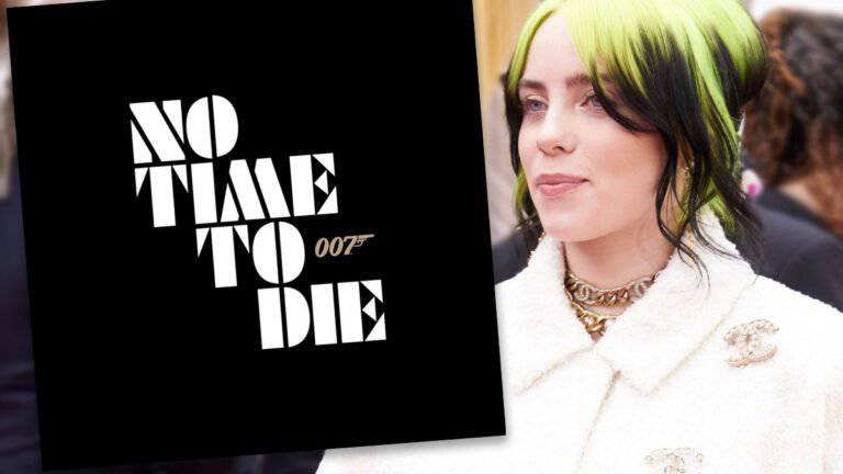 Billie Eilish – No time To Die