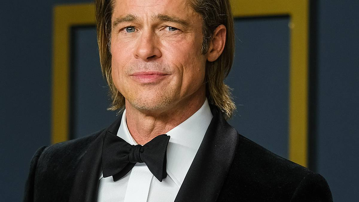 Brad Pitt - Oscary 2020