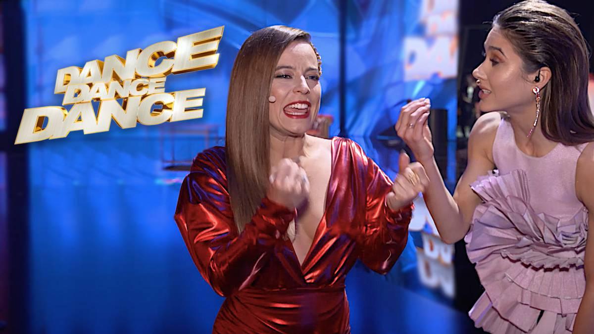 Anna Mucha i Ida Nowakowska w Dance Dance Dance