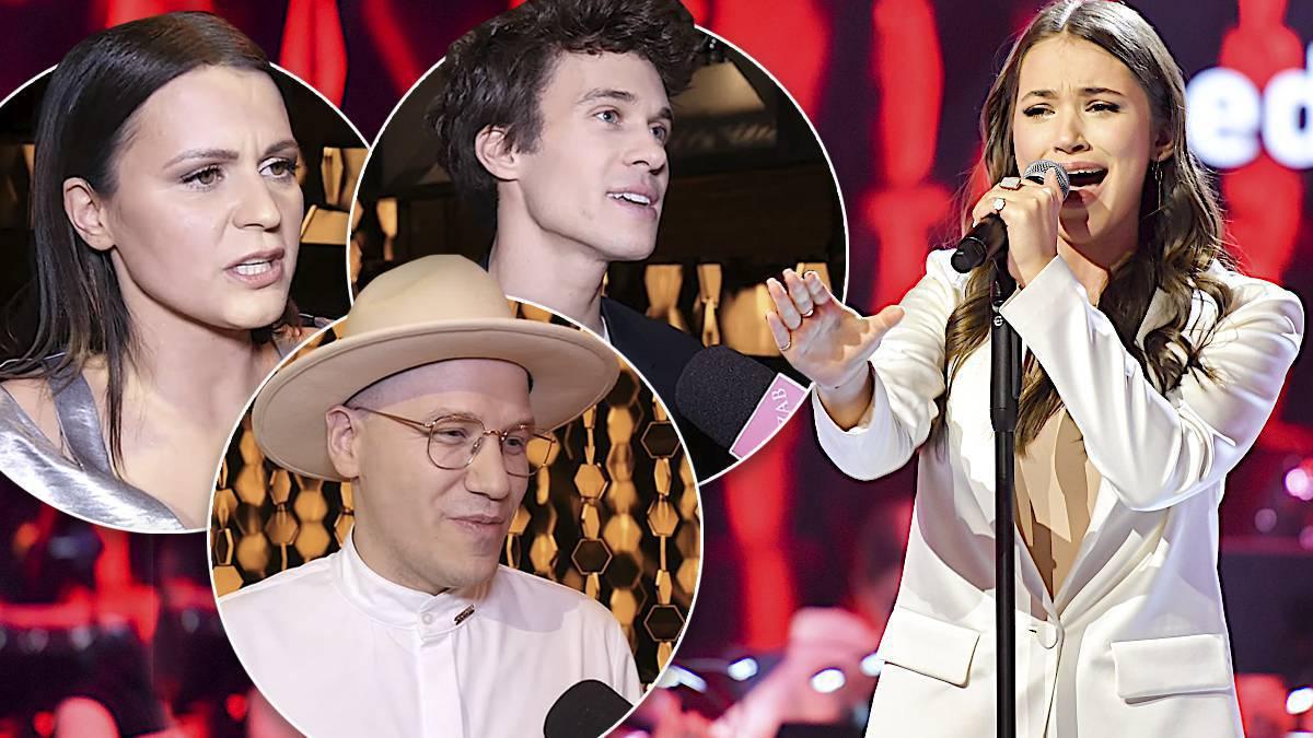 Gwiazdy o piosence Alicji Szemplińskiej na Eurowizję 2020