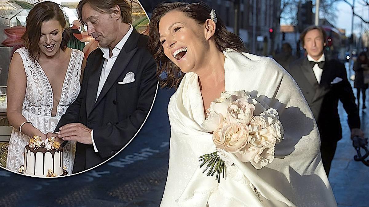 Ilona Felicjańska i Paul Monatana – ślub w Londynie