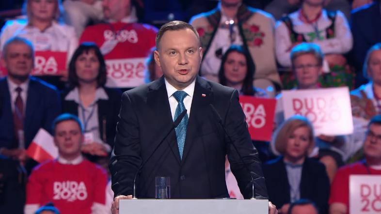 Andrzej Duda spot wyborczy 2020