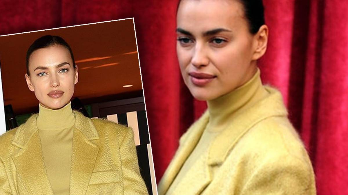 Irina Shayk - Milan Fashion Week 2020