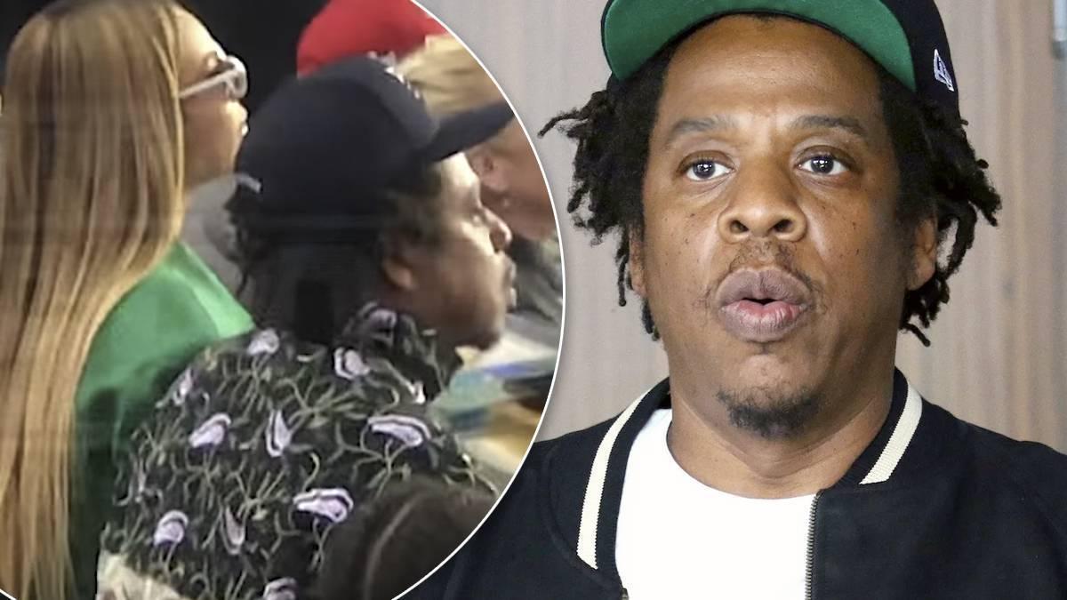 Dlaczego Jay-Z i Beyonce nie wstali do hymnu na Super Bowl?