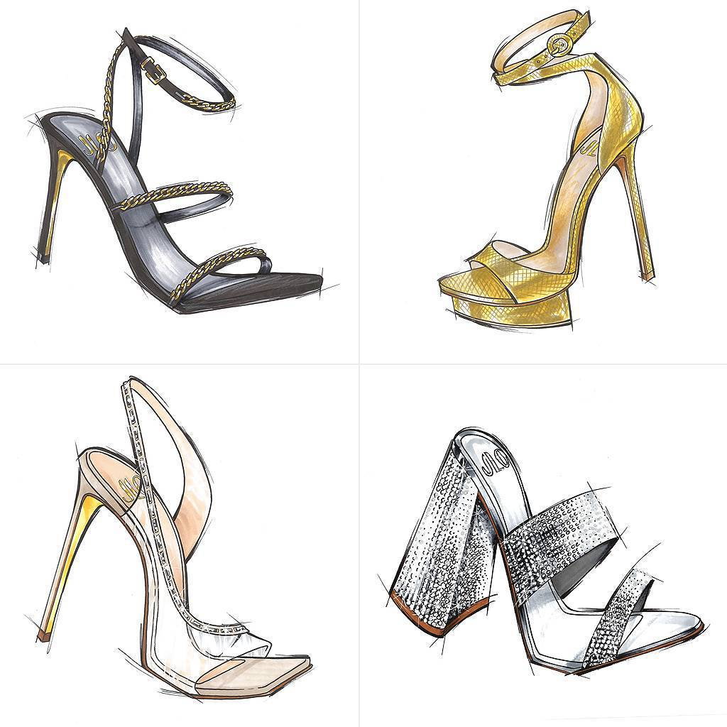 Jennifer Lopez – kolekcja butów