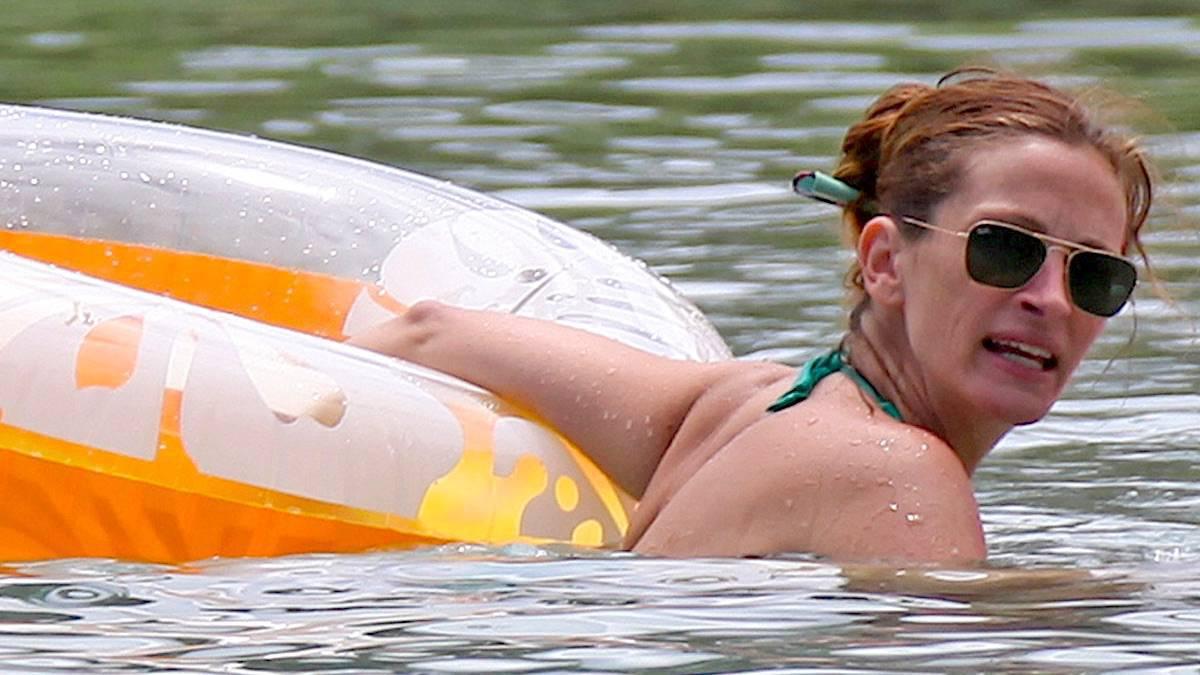 Julia Roberts w bikini
