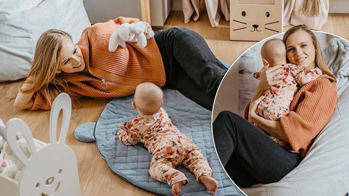 Agnieszka Kaczorowska pokazała pokój córki