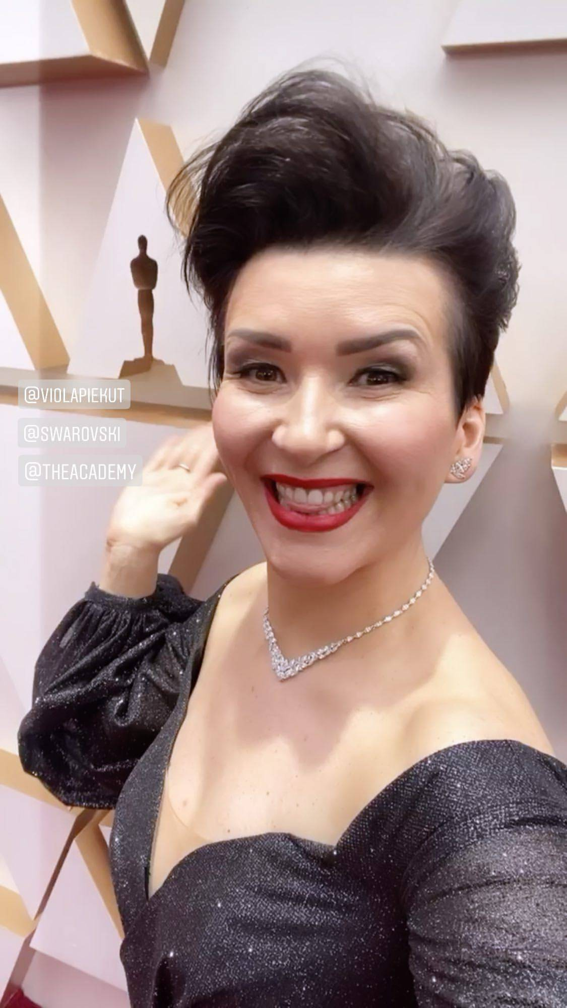 Oscary 2020: Kasia Łaska. Kim jest?