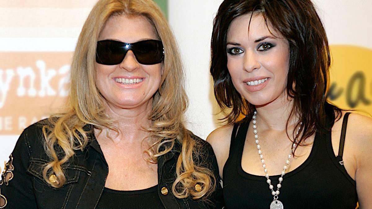 Kasia Pietras i Beata Kozidrak