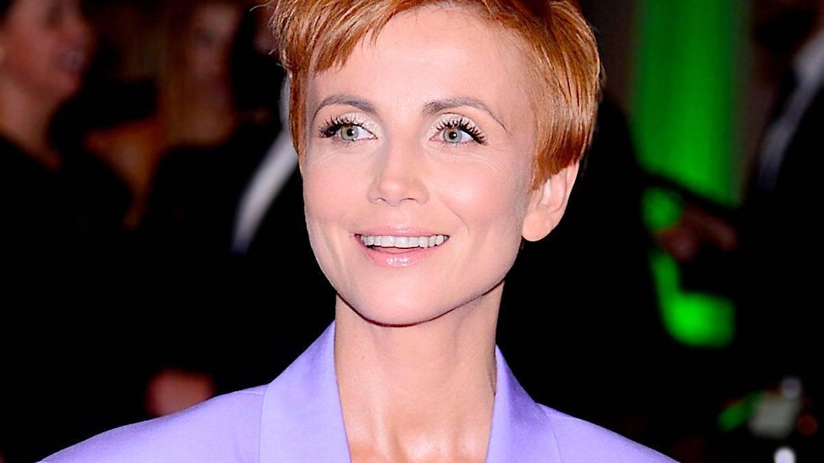 Katarzyna Zielińska – fryzura