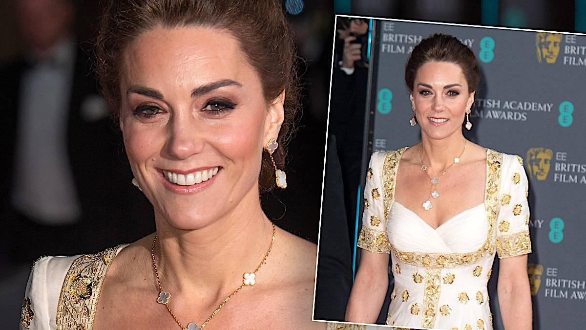 Księżna Kate na BAFTA 2020