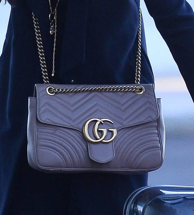 Kinga Rusin – torba Gucci