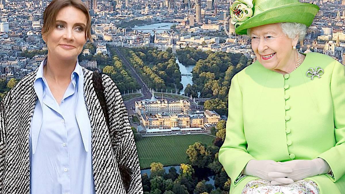Dominika Kulczyk sąsiadką Królowej Elżbiety II