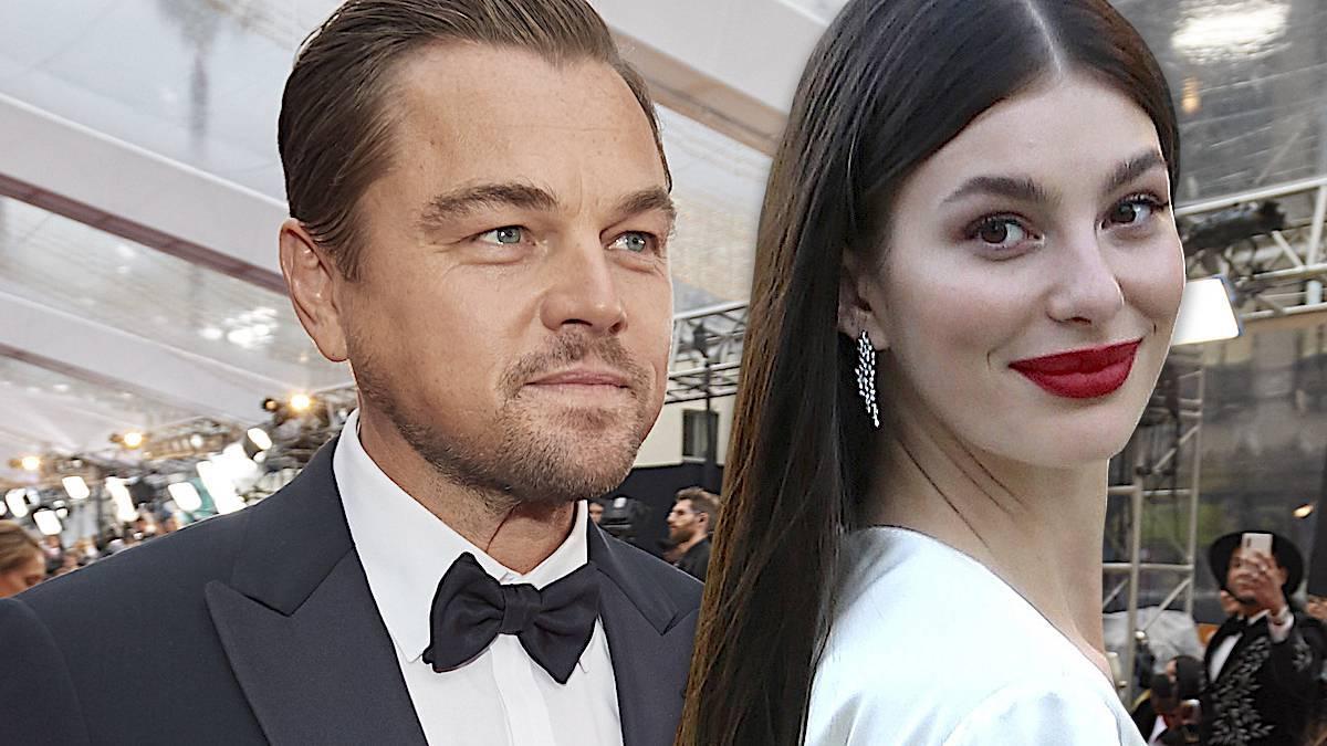 Leonardo DiCaprio i Camilla Morrone