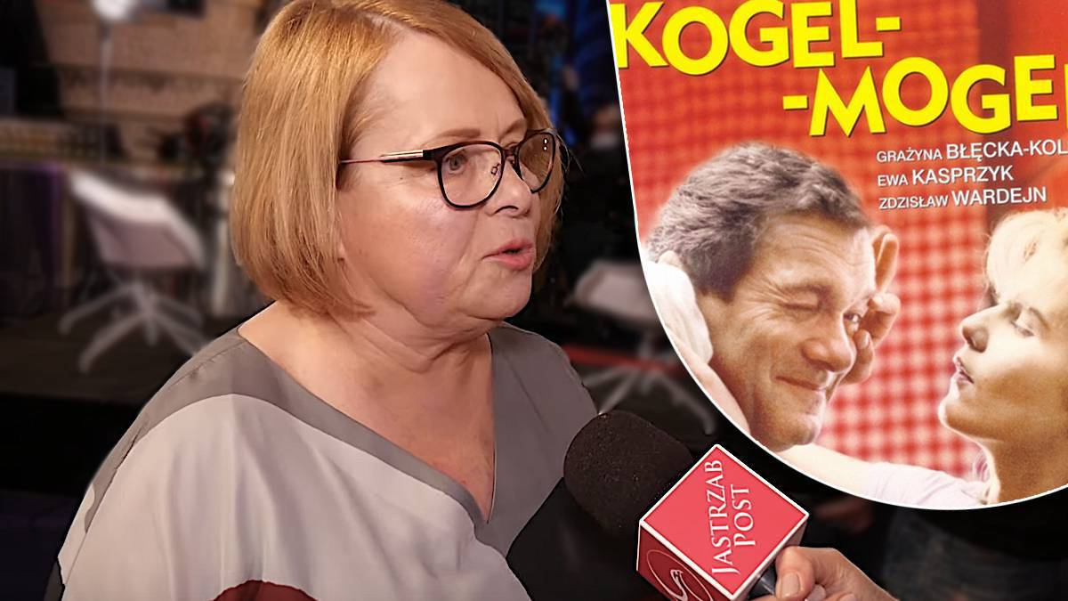 Ilona Łepkowska o Kogel Mogel 4