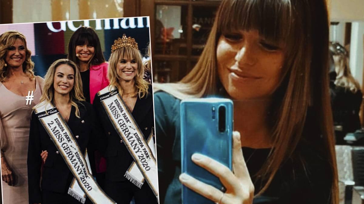 Anna Lewandowska - Miss Niemiec 2020