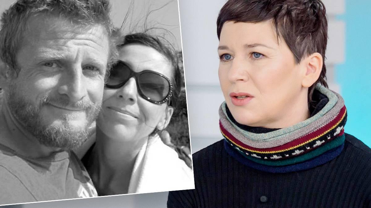 Anna Solska-Mackiewicz w Dzień Dobry TVN o śmierci męża