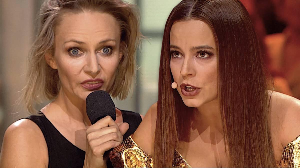 Kasia Stankiewicz i Anna Mucha w Dance Dance Dance