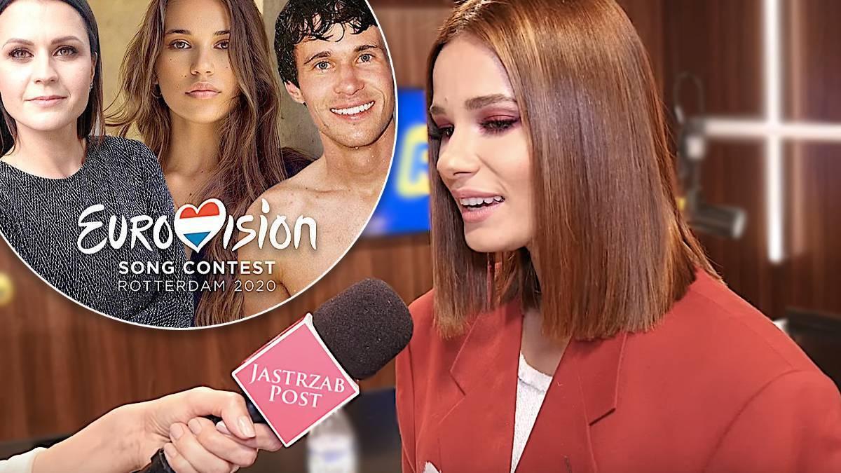 Natalia Szroeder o Eurowizji 2020