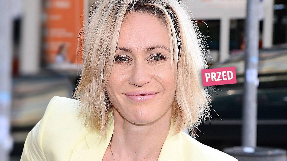 Małgorzata Ohme: nowa fryzura