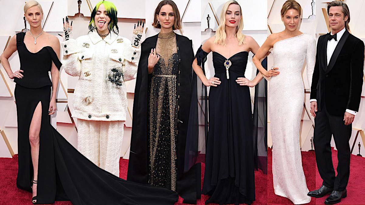 Oscary 2020 – kreacje gwiazd
